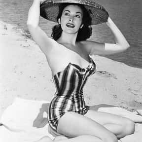 Mara Corday is listed (or ranked) 13 on the list The Most Beautiful Pin-Up Girls of the '50s