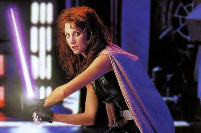 Mara Jade is listed (or ranked) 1 on the list The Many Jedi Who Were Trained by Luke Skywalker
