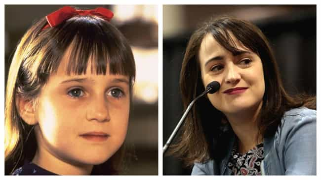 Mara Wilson is listed (or ranked) 4 on the list Child Actors You Didn't Realize Are Still Acting As Adults