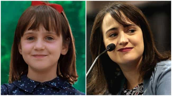 Mara Wilson is listed (or ranked) 4 on the list Child Actors Who Went On To Have Successful Non-Acting Careers