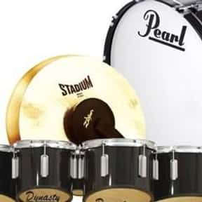 Marching percussion is listed (or ranked) 25 on the list Instruments in the Percussion Family