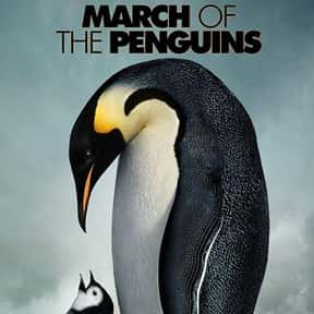 March of the Penguins is listed (or ranked) 22 on the list The Best Morgan Freeman Movies