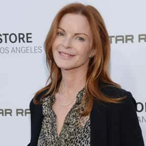 Marcia Cross is listed (or ranked) 1 on the list Famous People Named Marcia