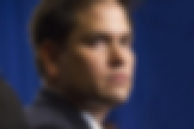 Marco Rubio is listed (or ranked) 6 on the list The Most Anti-Gay US Politicians