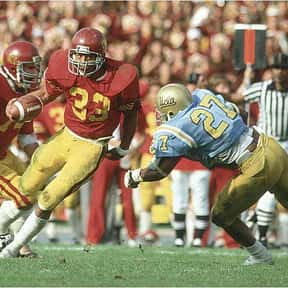 Marcus Allen is listed (or ranked) 1 on the list The Best USC Trojans Players of All Time