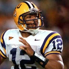 Marcus Randall is listed (or ranked) 18 on the list The Best LSU Tigers Quarterbacks Of All Time