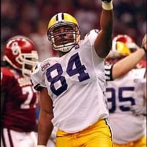 Marcus Spears is listed (or ranked) 19 on the list The Best LSU Football Players of All Time