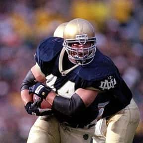 Marc Edwards is listed (or ranked) 18 on the list The Best Notre Dame Fighting Irish Running Backs of All Time
