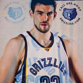 Marc Gasol is listed (or ranked) 15 on the list The Best NBA Players of 2013