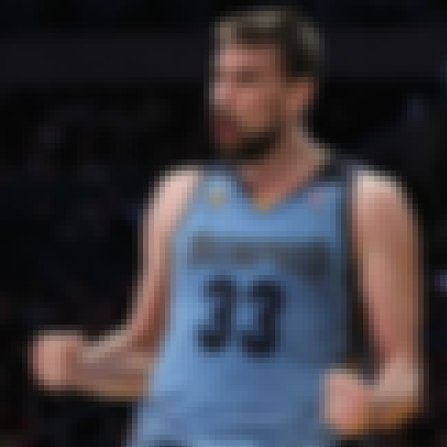 Marc Gasol is listed (or ranked) 3 on the list Who Should Take the Last Shot for the Memphis Grizzlies?