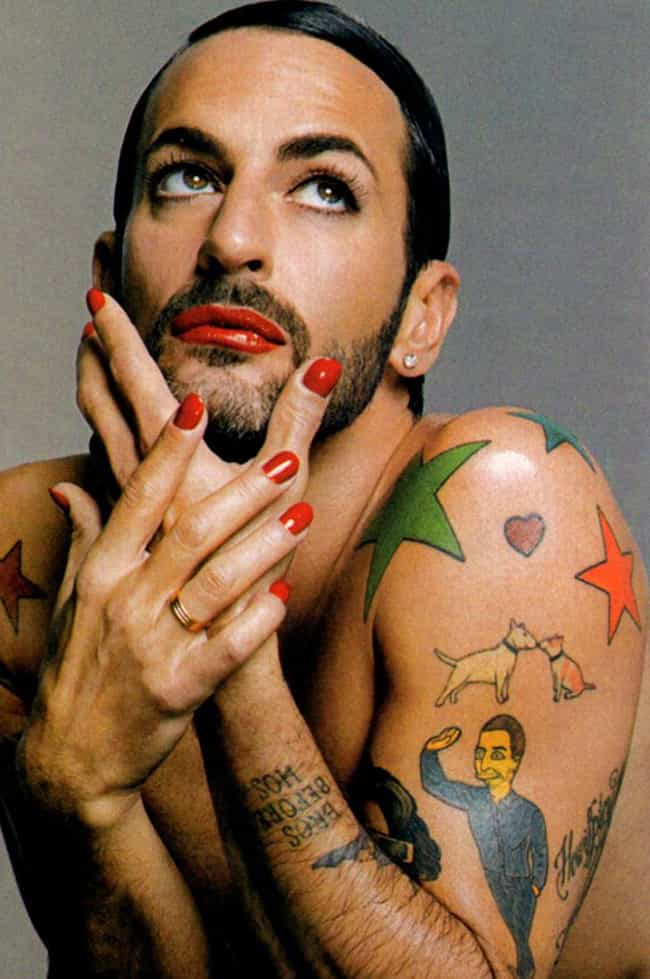 Marc Jacobs is listed (or ranked) 4 on the list The Greatest Gay Icons in Fashion
