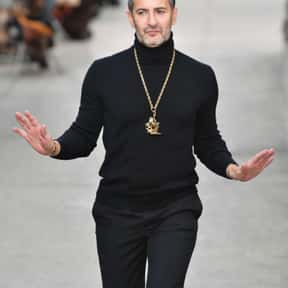 Marc Jacobs is listed (or ranked) 21 on the list Famous Designers from the United States