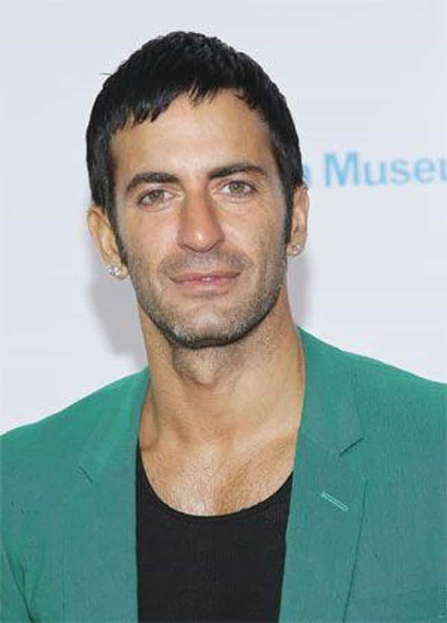 Marc Jacobs is listed (or ranked) 1 on the list Famous Men Who Were Caught Sending Dick Pics