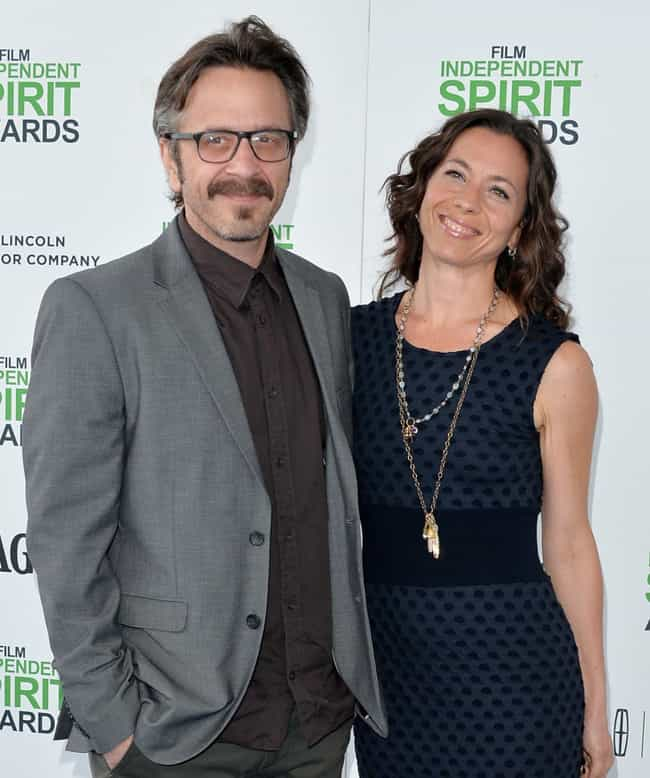 Marc Maron is listed (or ranked) 1 on the list Moon Unit Zappa Loves and Hookups