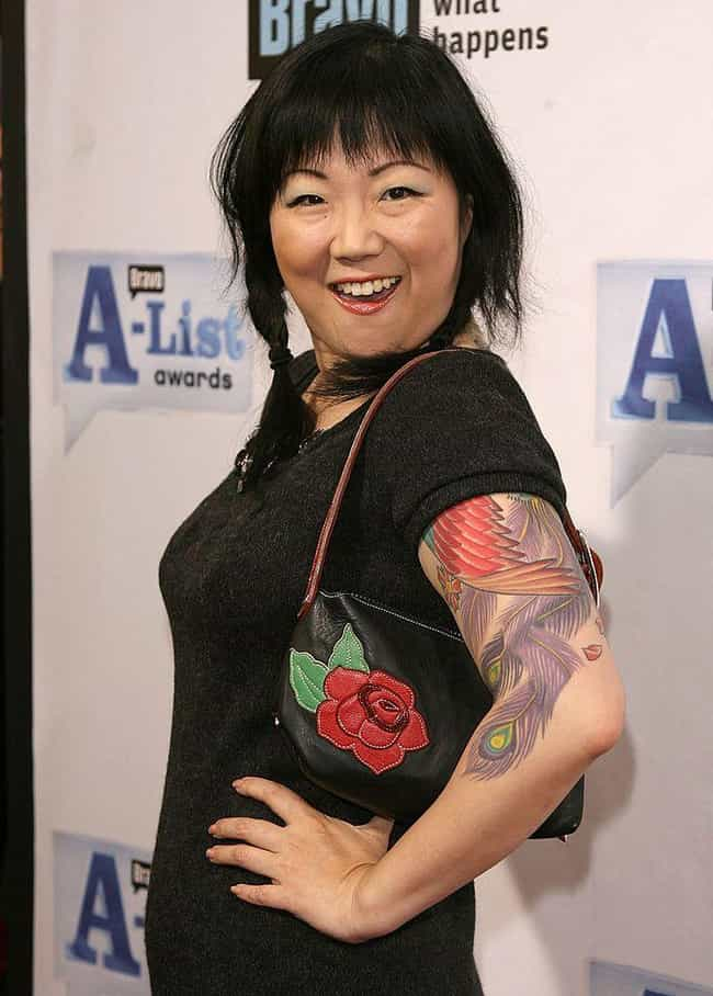 Margaret Cho is listed (or ranked) 4 on the list Women Who Quentin Tarantino Has Dated