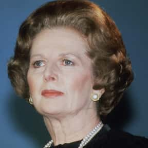 "Margaret Thatcher - ""The Iron Lady"""