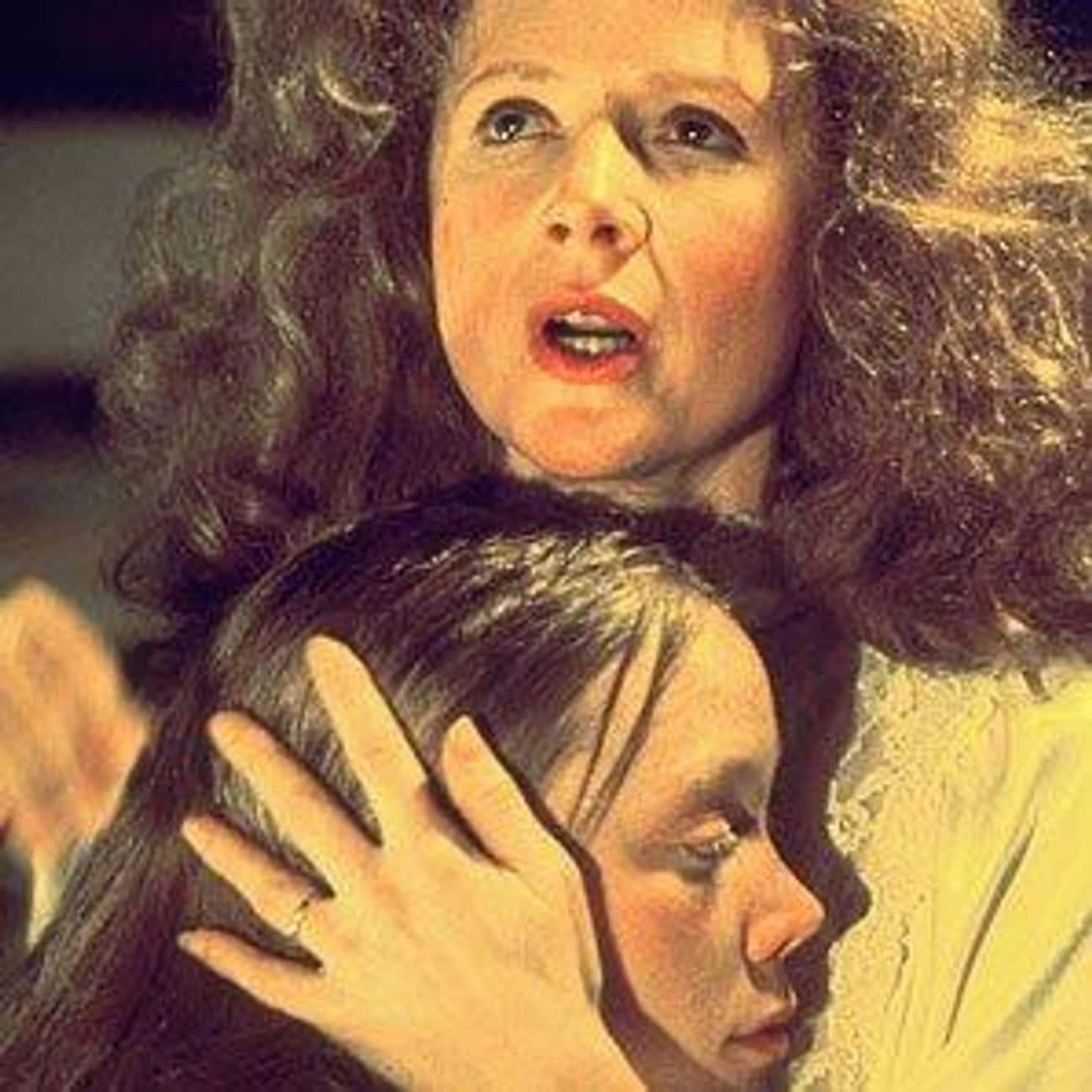 Margaret White is listed (or ranked) 2 on the list The Meanest Movie Mothers of All Time