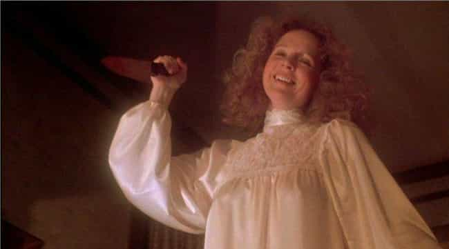 Margaret White is listed (or ranked) 7 on the list Female Horror Movie Villains Who Will Scare You Half To Death