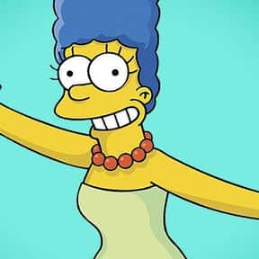 Marge Simpson is listed (or ranked) 2 on the list Favorite TV Moms Of All Time