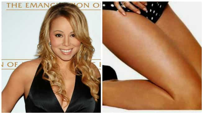 Mariah Carey is listed (or ranked) 8 on the list Celebs Who Insured Body Parts