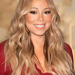 Mariah Carey is listed (or ranked) 3 on the list The Best Female Vocalists Ever