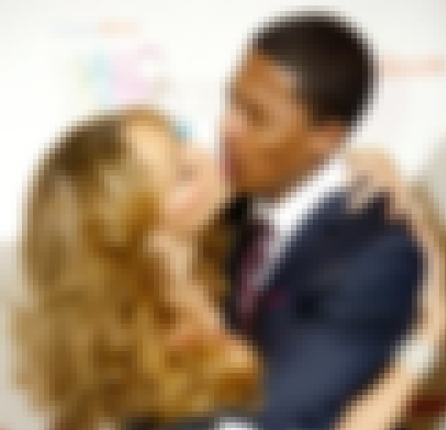 Mariah Carey is listed (or ranked) 3 on the list The Most Uncomfortable Celebrity Kisses Ever Caught On Camera