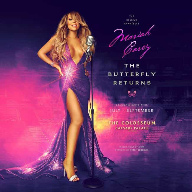 Mariah Carey is listed (or ranked) 4 on the list The Best Las Vegas Residencies Of The 21st Century