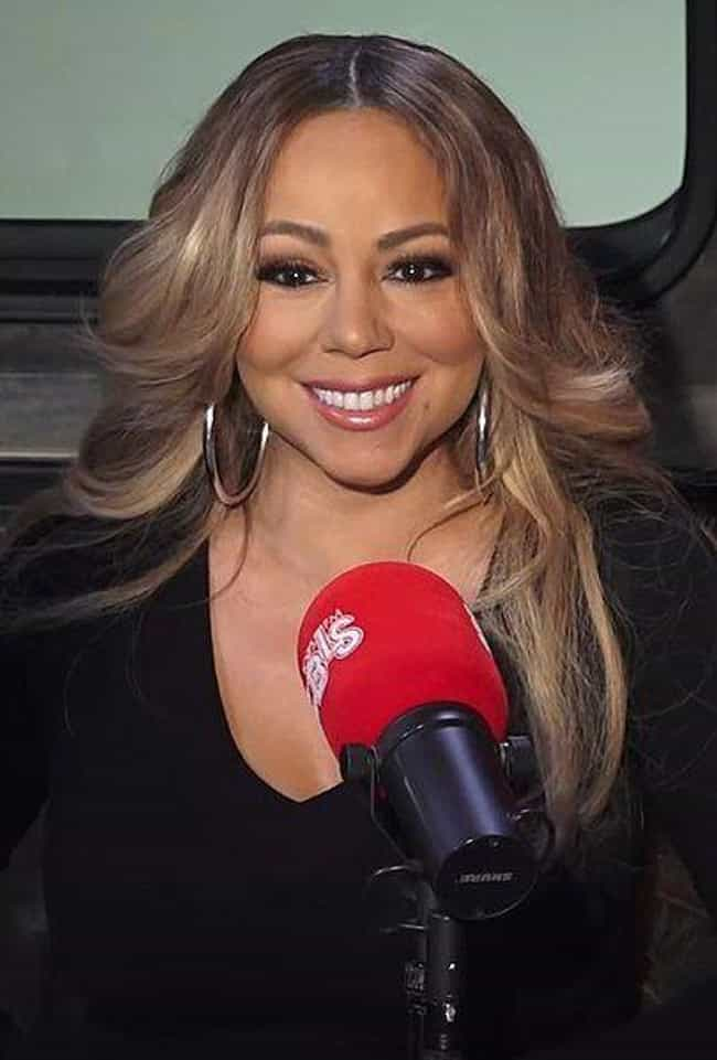Mariah Carey is listed (or ranked) 3 on the list 51 Celebrities from Long Island