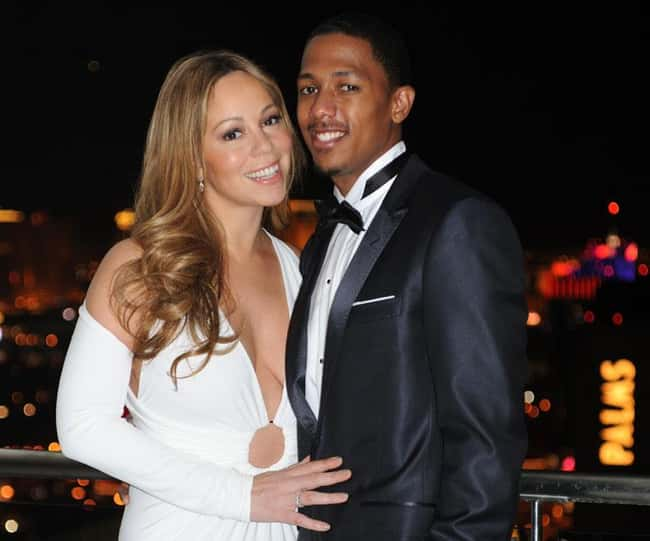 Mariah Carey is listed (or ranked) 46 on the list 48 Famous Couples with Huge Age Differences