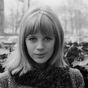 Marianne Faithfull is listed (or ranked) 7 on the list Famous British Lesbians & Gay Brits: Notable British Gays