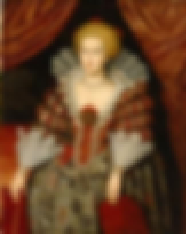 Maria Eleonora of Brandenburg is listed (or ranked) 1 on the list The Weirdest Royals Throughout History