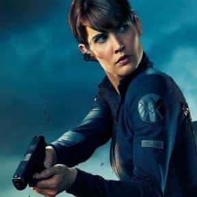 Maria Hill is listed (or ranked) 23 on the list Which MCU Character Would Make The Best President During A Crisis?