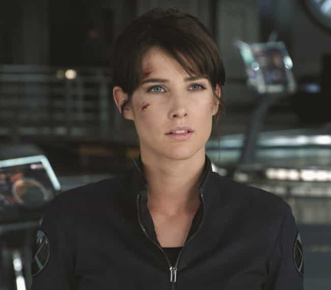 Maria Hill is listed (or ranked) 3 on the list Which Of Your Favorite MCU Characters Might Be Shapeshifting Skrull Imposters?