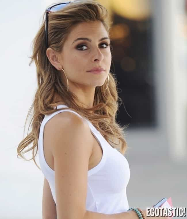 Maria Menounos is listed (or ranked) 2 on the list Everyday Clothes On Extraordinary Women(Dressed Down Celebs)