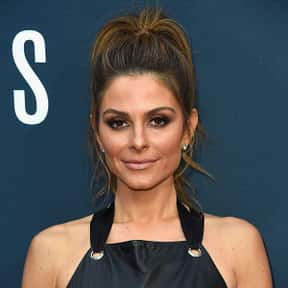 Maria Menounos is listed (or ranked) 12 on the list List of Famous TV Personalities