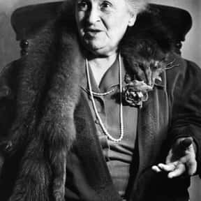 Maria Montessori is listed (or ranked) 9 on the list List of Famous Educators