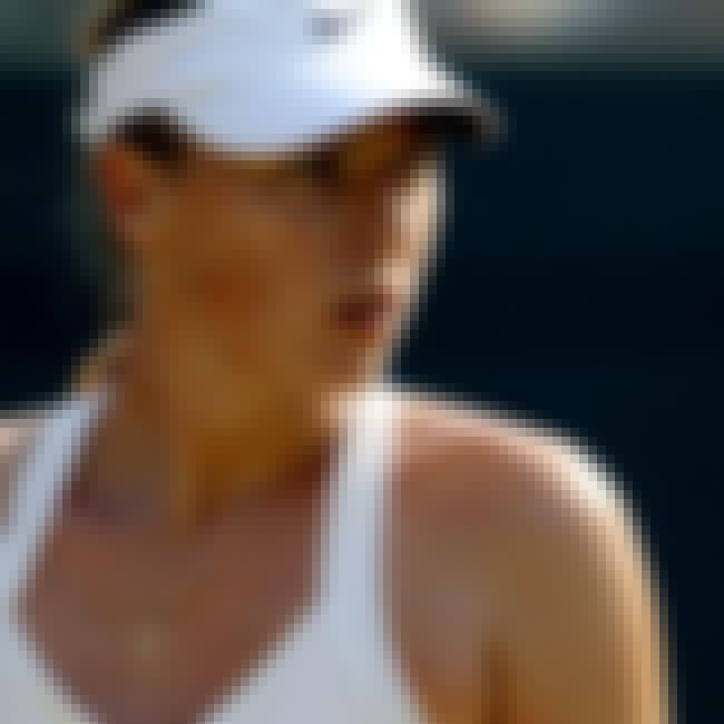 Maria Sharapova is listed (or ranked) 1 on the list Famous Female Athletes
