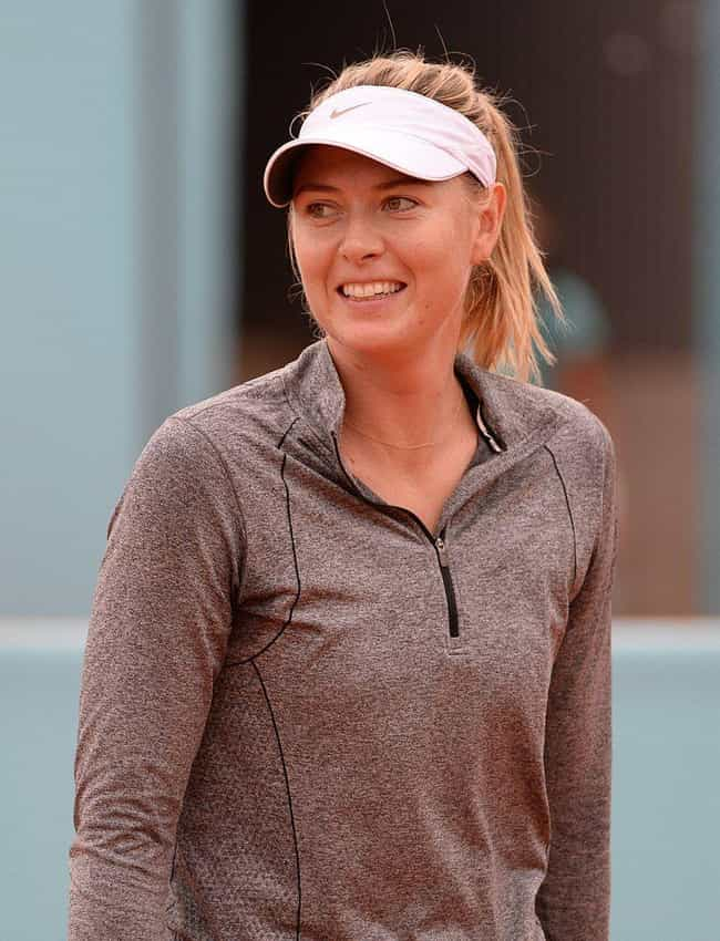 Maria Sharapova is listed (or ranked) 3 on the list Stunning, Famous Ladies with Bleach-Blonde Hair