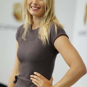 Maria Sharapova is listed (or ranked) 21 on the list The Most RavishingRussian Models