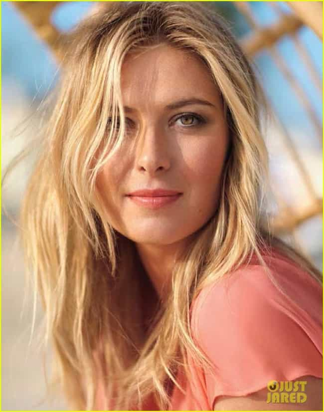 Maria Sharapova is listed (or ranked) 4 on the list The Most Famous Homeschooled Athletes