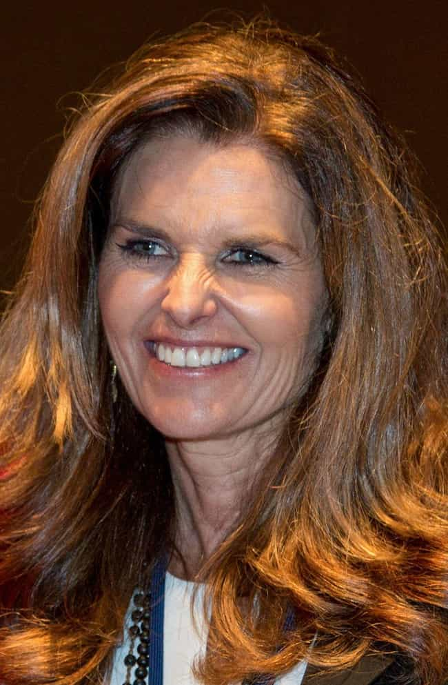 Maria Shriver is listed (or ranked) 1 on the list Women Who Arnold Schwarzenegger Has Dated