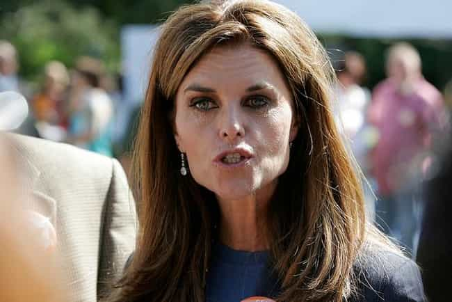 Maria Shriver is listed (or ranked) 3 on the list List of Famous Disability rights activists
