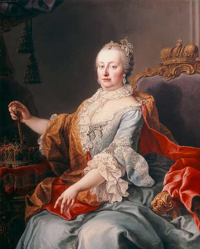 Maria Theresa is listed (or ranked) 2 on the list Which Famous Queen From History Matches Your Zodiac Sign?