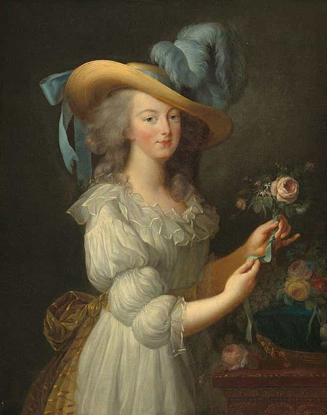 Marie Antoinette is listed (or ranked) 1 on the list Historical Figures Who Are Nothing Like The People They're Painted To Be