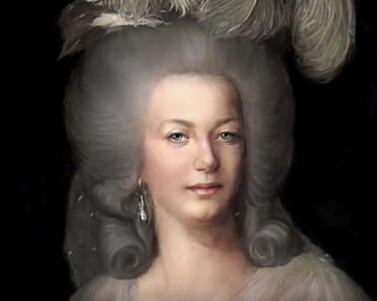 Marie Antoinette is listed (or ranked) 4 on the list What The Most Famous Royals Looked Like When They Were Alive