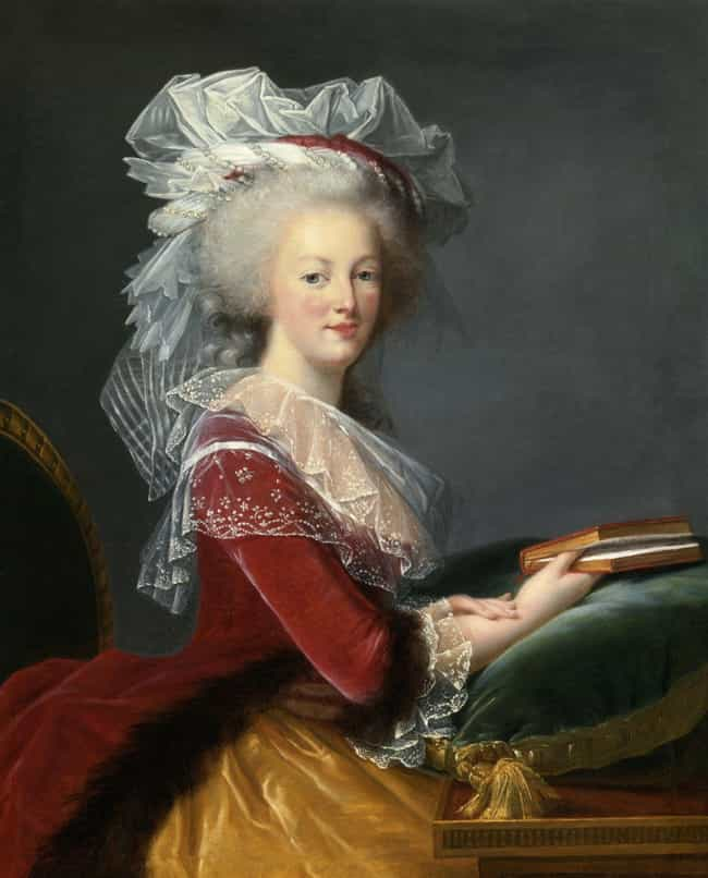 Marie Antoinette is listed (or ranked) 2 on the list What The Drink Of Choice Was For Historical Royals