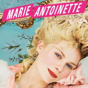 Marie Antoinette is listed (or ranked) 15 on the list The Best Rip Torn Movies of All Time, Ranked