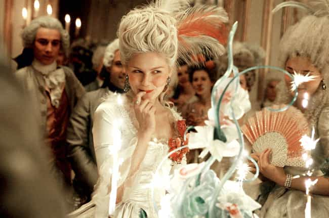 Marie Antoinette is listed (or ranked) 1 on the list Movies We Were Too Hard On In The 2000s