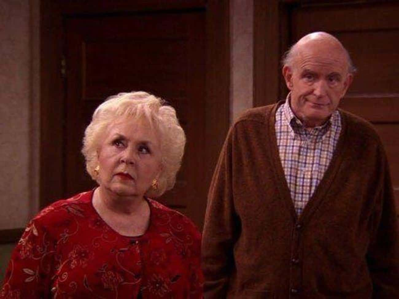 Frank And Marie Barone From 'Everybody Loves Raymond'