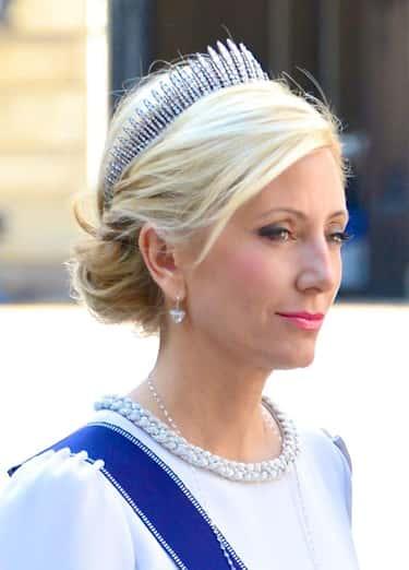 Modern-Day Princess Marie-Chantal Miller Got $200 Million From Her Dad